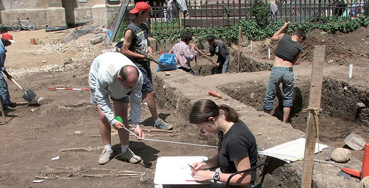 Fouilles archéologiques : Le rappel à l'ordre du gouvernement