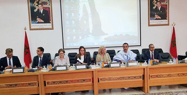 Maroc-UE : Des eurodéputés en visite de travail à Dakhla