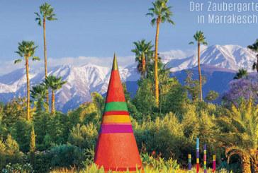 «Anima–Le jardin magique à Marrakech» : Voyage dans un espace spirituel