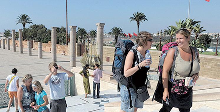 Tourisme : Hausse de 7% des arrivées au Maroc à fin juillet
