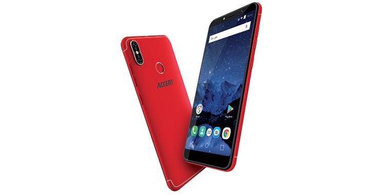 Avec son nouveau smartphone Pearl A6 : Accent étoffe son catalogue