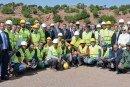 Step d'Abdelmoumen : Les travaux battent leur plein