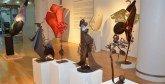5 sculpteurs marocains éblouissent le public rbati