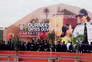 2ème édition des Journées portes ouvertes de la DGSN : Plus de 260.000 visiteurs