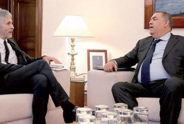 Laftit s'entretient avec le ministre espagnol de l'intérieur : Rabat et Madrid sont  pour une migration légale, ordonnée et rationnelle