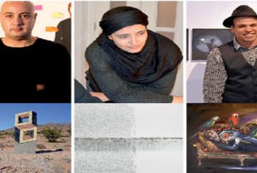 Hicham Benohoud, Safaa Urruas, Yassine Belbzioui… Des artistes marocains confirmés à la Foire d'art contemporain et de design de Paris