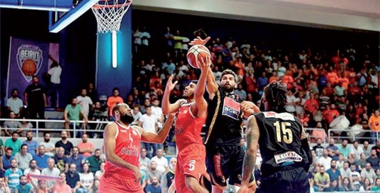 Championnat arabe des clubs de basket-ball : L'AS Salé bat Anassr Saoudi et va en demi-finale