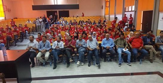Grand stade d'Agadir : 500 stadiers bénévoles formés  à la gestion des flux