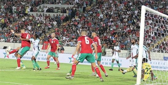 Eliminatoires de la CAN 2019 : Victoire au goût amer pour le Maroc