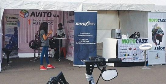 Sur Avito.ma : 210.000 visites de la catégorie «motos» par mois