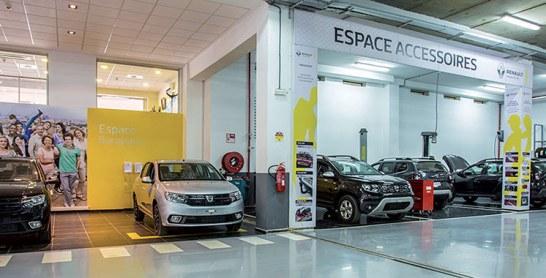 Pour fêter le 1er anniversaire de la succursale de Lissassfa  : La marque lance une offre inédite sur sa gamme Renault et Dacia