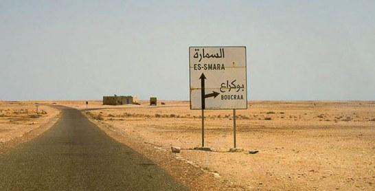 Festival Sakia El Hamra de la course de Méhari à Smara