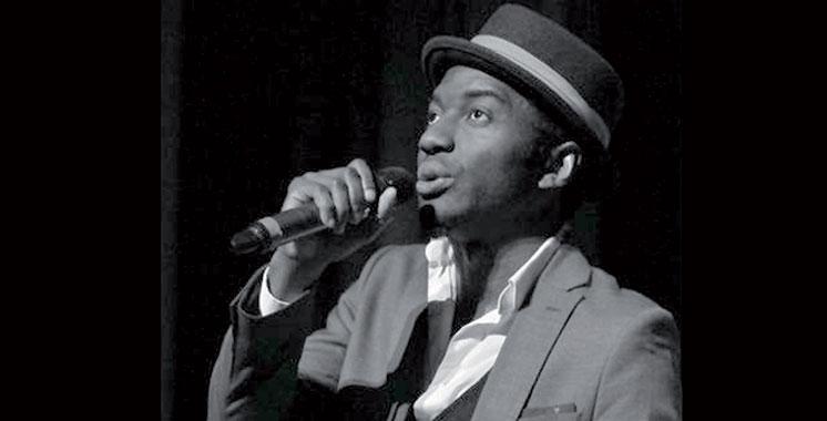 Soirée poétique musicale avec Marc Alexandre Oho Bambe à Oujda