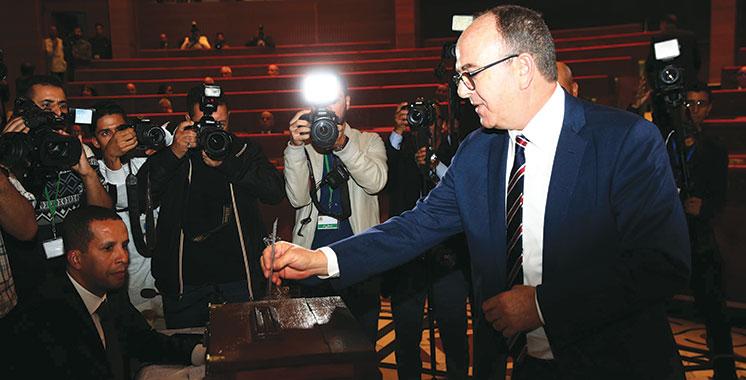 Benchamach réélu à la tête de la Chambre des conseillers