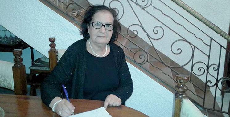 Rencontre avec l'écrivaine Khatiba Moundib