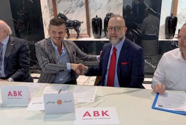 Céramique : ABK et  Facemag scellent un partenariat
