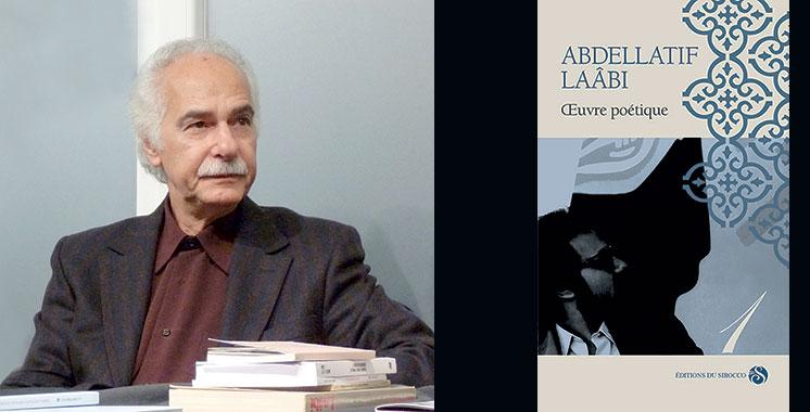 Abdellatif Laâbi publie l'intégralité de son œuvre poétique