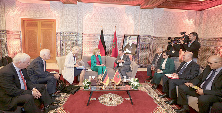 Maroc-Allemagne : Une convention pour renforcer la durabilité de l'action  du Centre de conseil agricole (Cecama)
