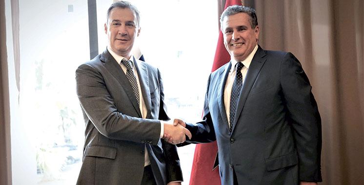 Akhannouch : L'agriculture représente 77% des exportations marocaines vers la Russie
