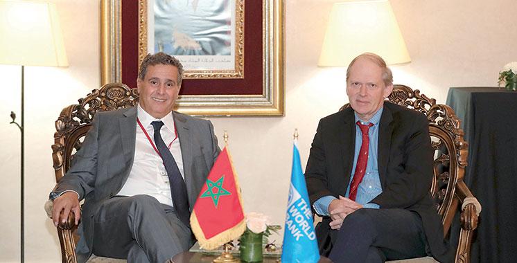 La Banque mondiale réitère ses engagements pour l'agriculture marocaine