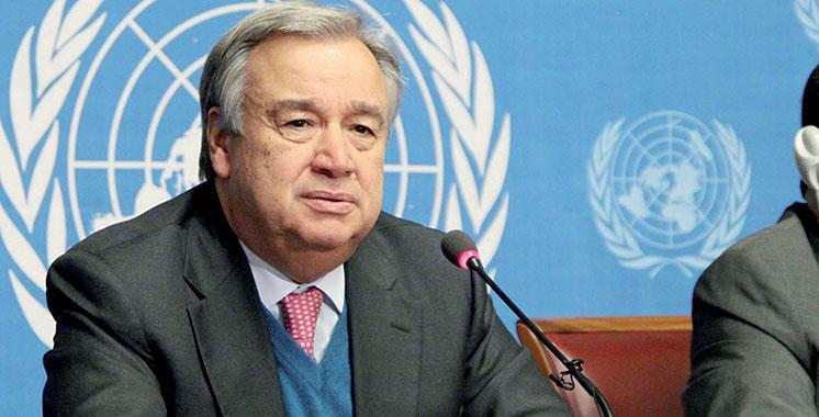 Sahara marocain : Guterres exige le respect de la libre circulation civile et commerciale régulière à Guergarat