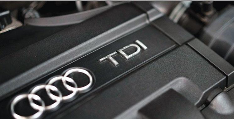 Dieselgate : Audi va payer 800 M d'euros d'amende  en Allemagne…