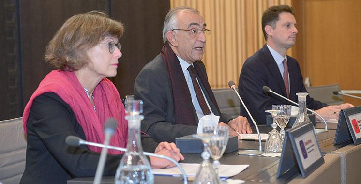 Jumelage entre l'Instance nationale d'évaluation et le Centre international d'études pédagogiques : Un projet de l'ordre de 250.000 euros