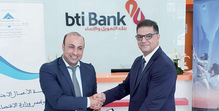Signature de convention : BTI Bank offre des avantages exclusifs au personnel du ministère de l'économie et des finances