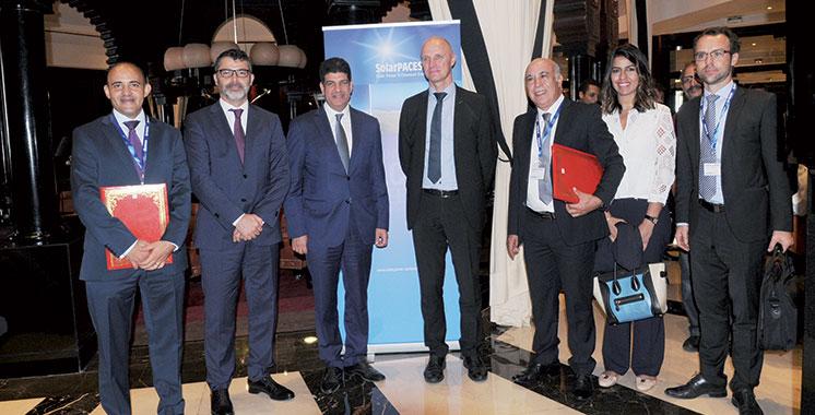 Energies renouvelables : Masen et Siemens renforcent leur partenariat