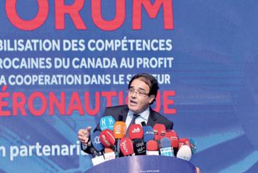 1er Forum de mobilisation au profit de la coopération dans le secteur : Les MRE du Canada investissent l'aéronautique au Maroc