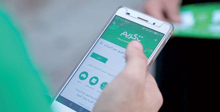 Des femmes capitaines transportent  les clients de Careem