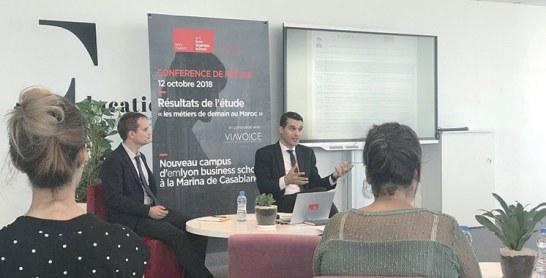 Selon une étude d'opinion réalisée par EMLyon en partenariat avec Viavoice : Les jeunes Marocains préfèrent une carrière au pays