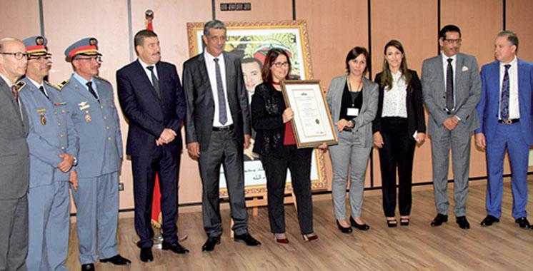 Un laboratoire de la DGSN reçoit la certification qualité ISO 17025