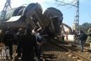 Déraillement d'un train entre Rabat et Kénitra :  Un bilan humain lourd