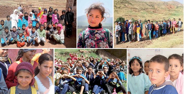 Fondation Zakoura – Lutte contre l'abandon scolaire : Plus de 11.200 bénéficiaires en 2017