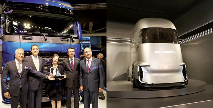Ford Truks F-Max : Le camion du futur