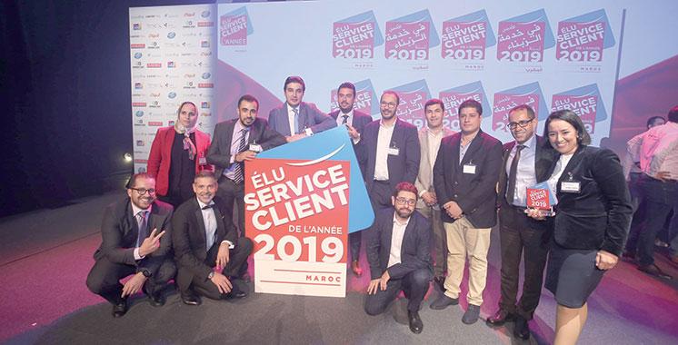Pour la deuxième année consécutive : Hyundai Maroc élu service client de l'année