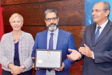 La BCP reçoit le prix «Top  Performers RSE 2018» et intègre  le «Casablanca ESG 10»