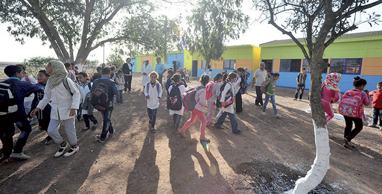 Plus de 726.000 enfants ne sont pas préscolarisés au Maroc