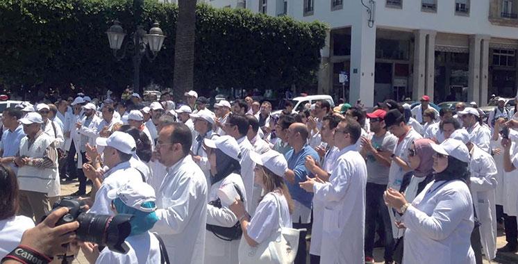 Les médecins du public en grève les 11 et 26 octobre