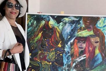 «Emergence Fantastique», une nouvelle exposition de Loubaba Laalej, à Essaouira
