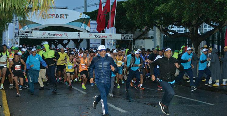 Marathon International de Casablanca : Les Kenyans dominent la 11ème édition, les Marocains le semi-marathon