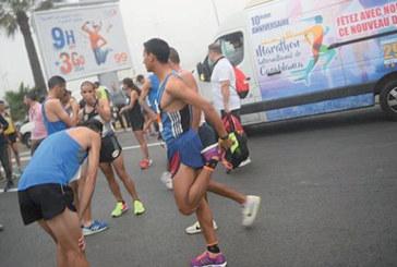 Marathon international de Casablanca : Une nouvelle édition riche en couleurs
