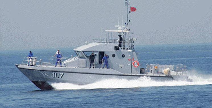La Marine Royale avorte une opération de trafic de chira au large de cap spartel