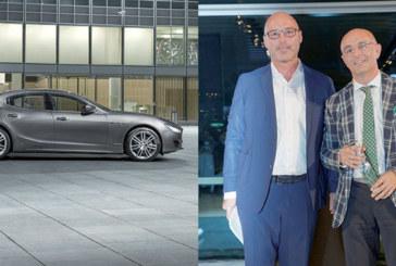 Selon les lecteurs d'Auto Motor Und Sport : Maserati Ghibli est la meilleure nouveauté design 2018