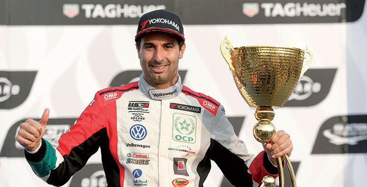 WTCR Race of China-Wuhan : Mehdi Bennani remporte une nouvelle victoire