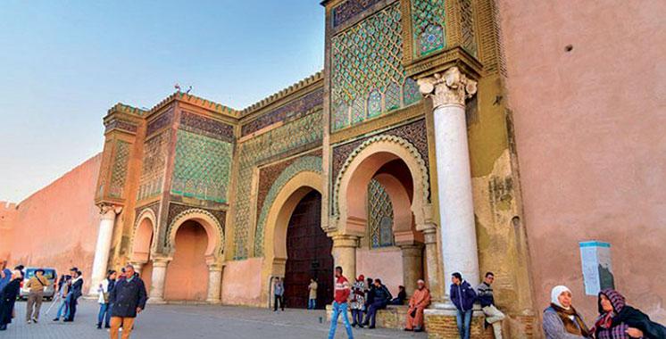 Meknès dans le Top 10 des meilleures villes à visiter en 2019