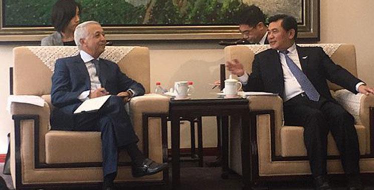 Le Maroc et la Chine examinent l'actualisation de l'accord sur le transport aérien
