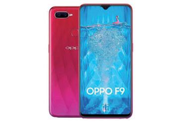 Oppo F9, guest-star du 69ème anniversaire de la République populaire de Chine