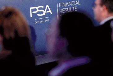 PSA reste prudent sur la tendance du marché européen en 2018